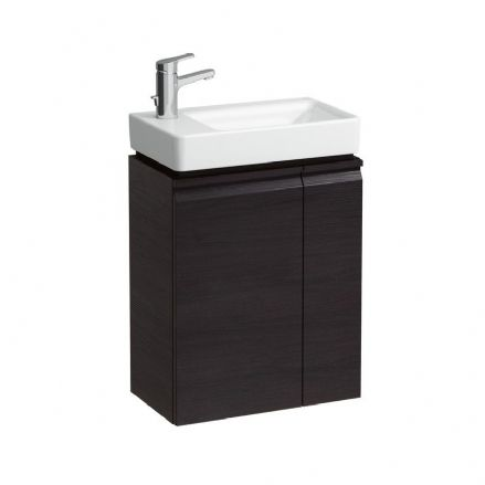 815955 - Laufen Pro S 480mm x 280mm Washbasin With Left Taphole & Pro S Vanity Unit - 8.1595.5